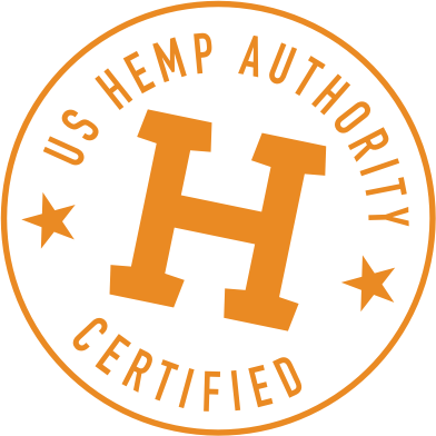 US Hemp Authority Cert Our farm partner is certified by the USHA.