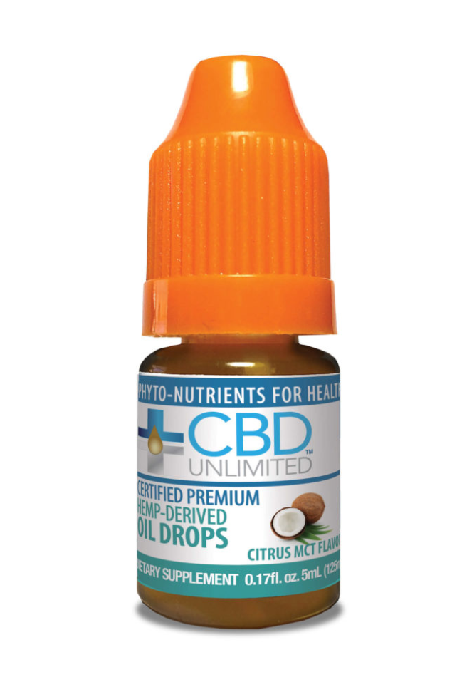 Hemp Oil – (Hybrid) Coconut Citrus