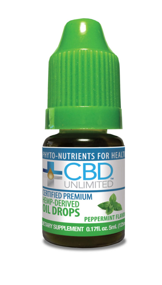 Hemp Oil – Peppermint