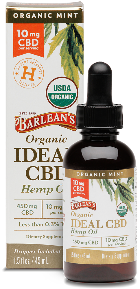 Ideal CBD Organic 1.5 10mg
