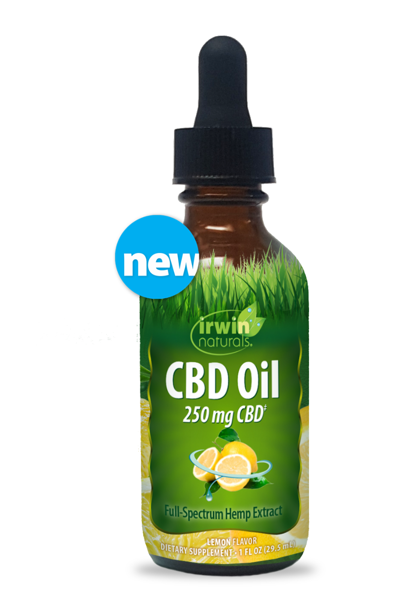CBD Oil – Lemon (250mg CBD)