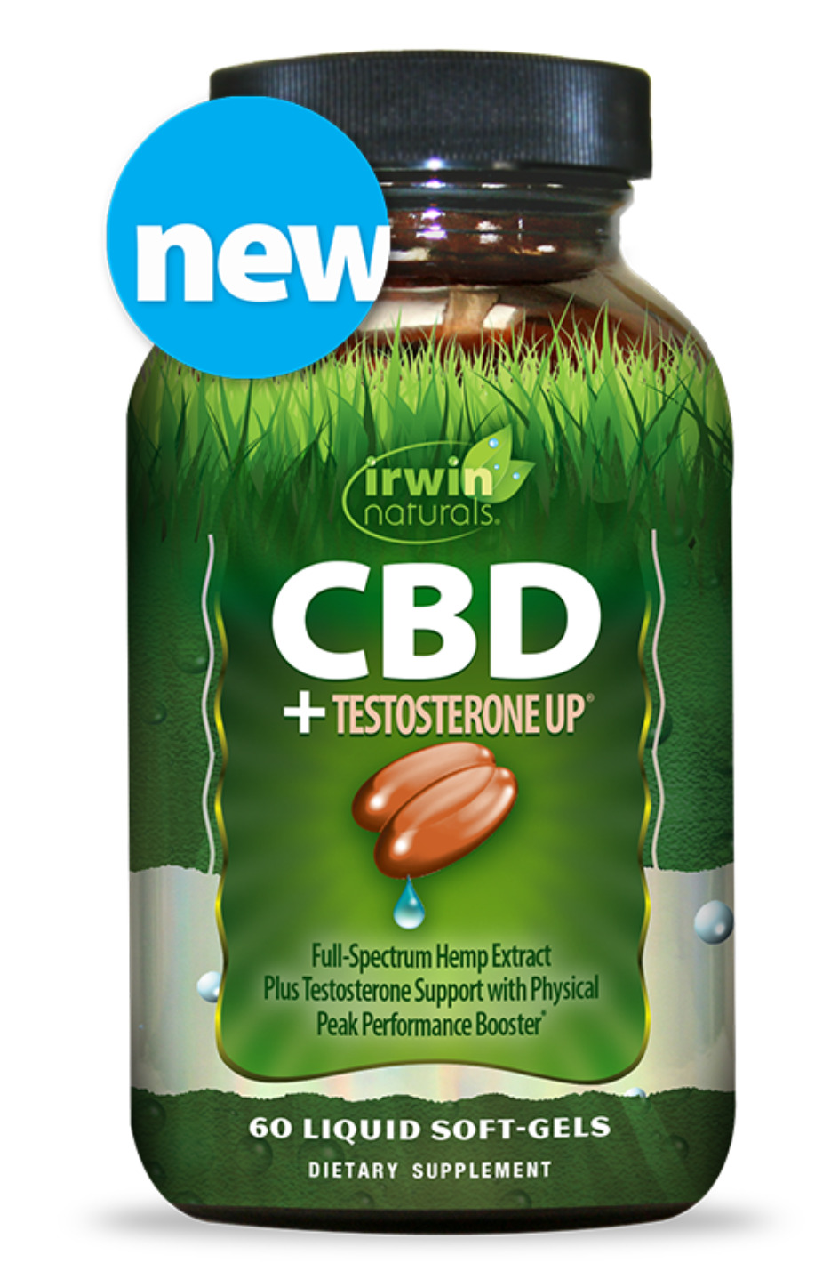 CBD +Testosterone UP®