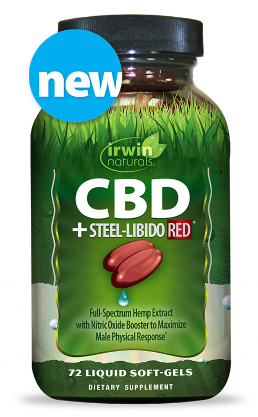 CBD +Steel-Libido RED®