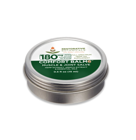 COMFORT BALM6™ Advanced Blend Warming Muscle & Joint Salve
