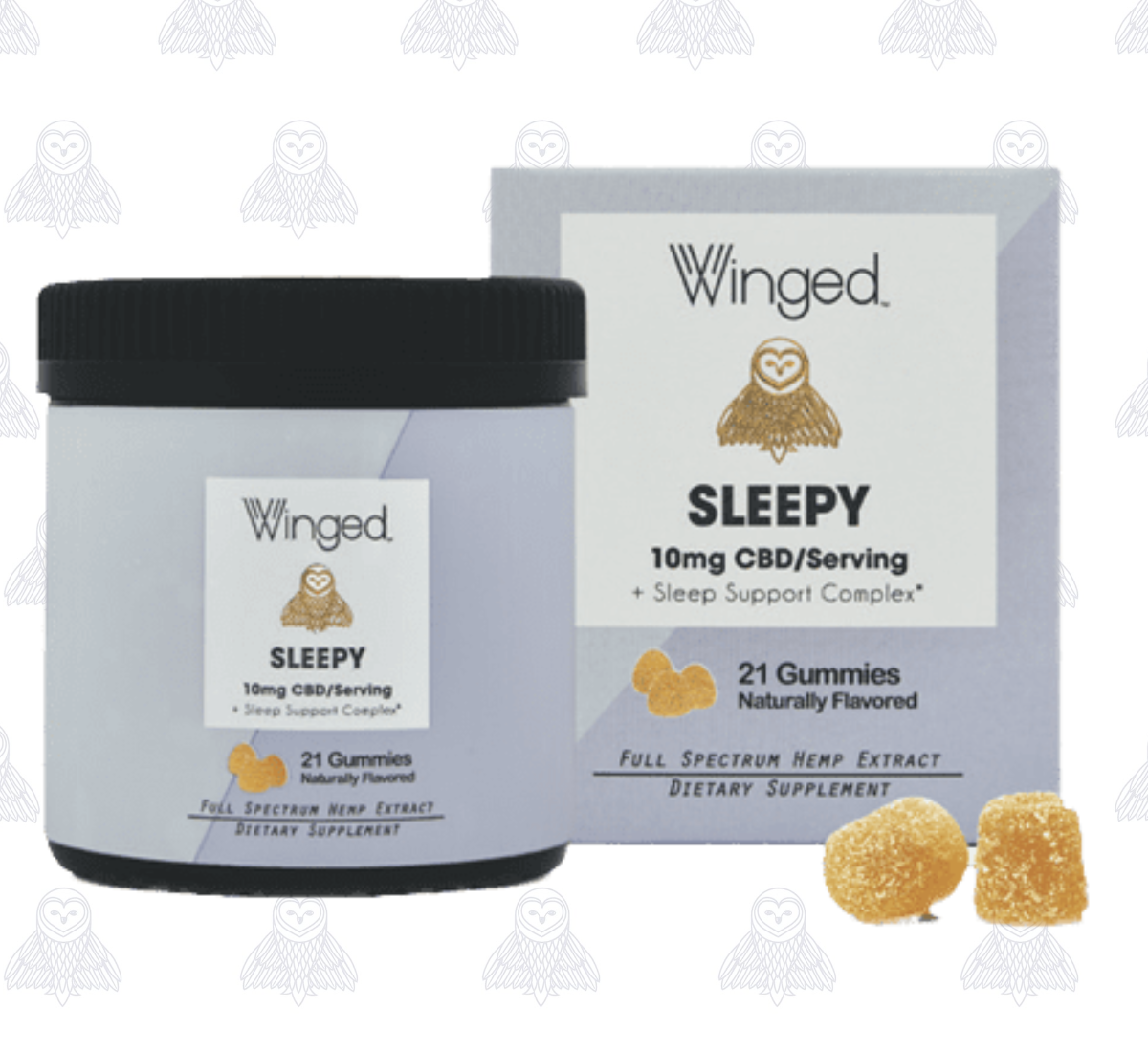 Sleepy CBD Gummies