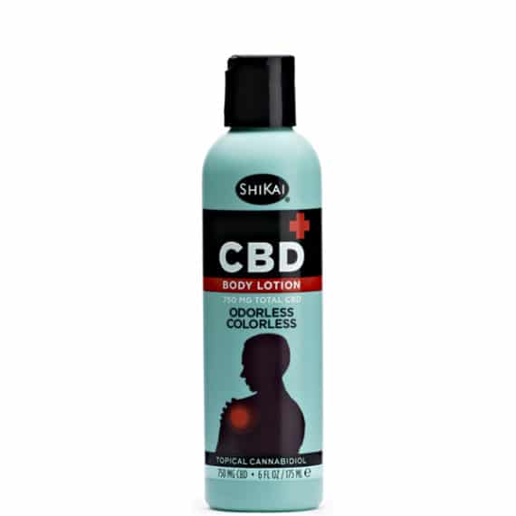 ShiKai CBD Body Lotion 750 Mg – 6 Oz