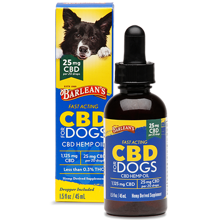 CBD for Dogs 25mg