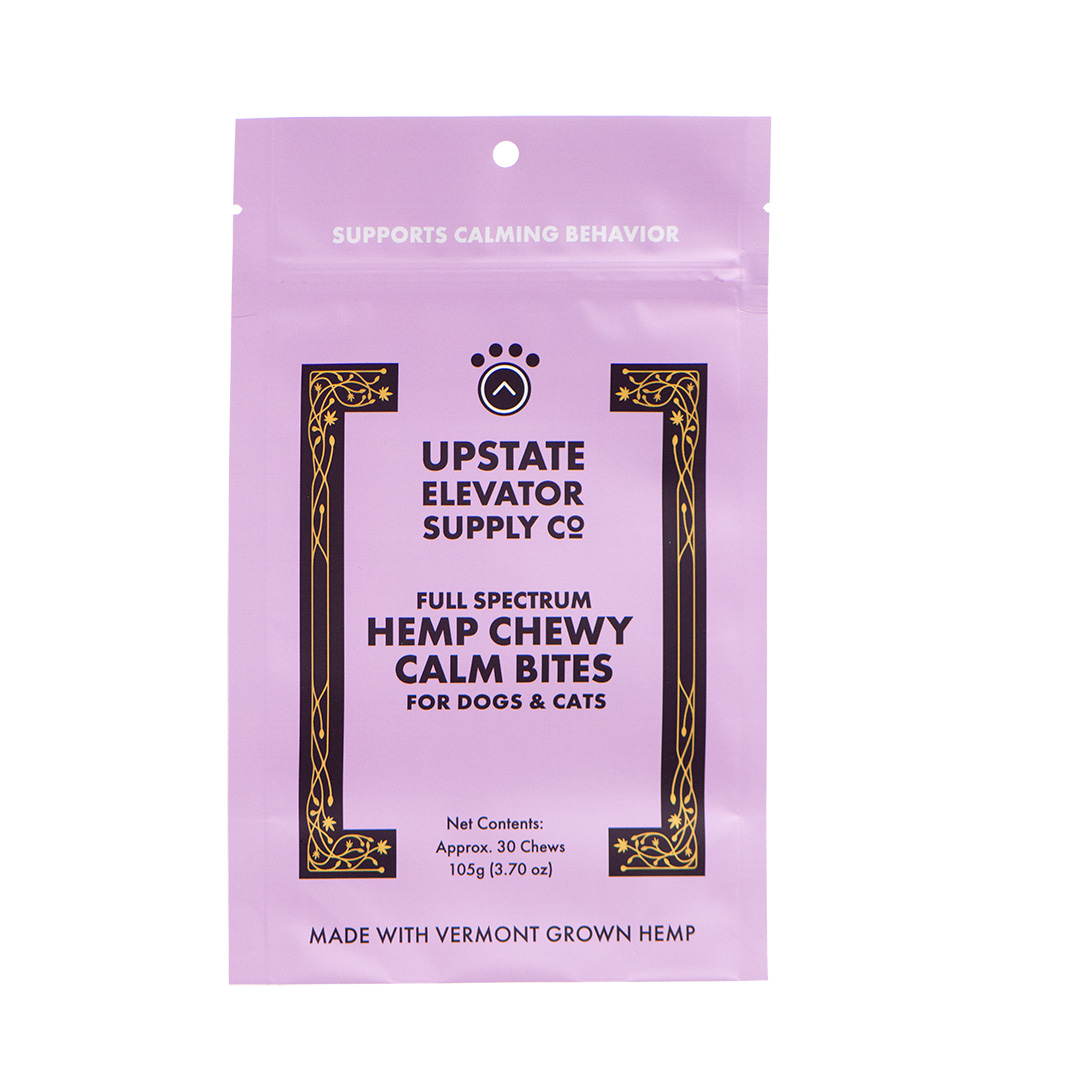 Hemp Chewy Calm Bites for Dogs (2.5mg, 30qty)