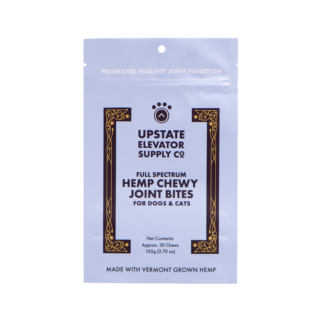 Hemp Chewy Joint Bites for Dogs (2.5mg, 30qty)