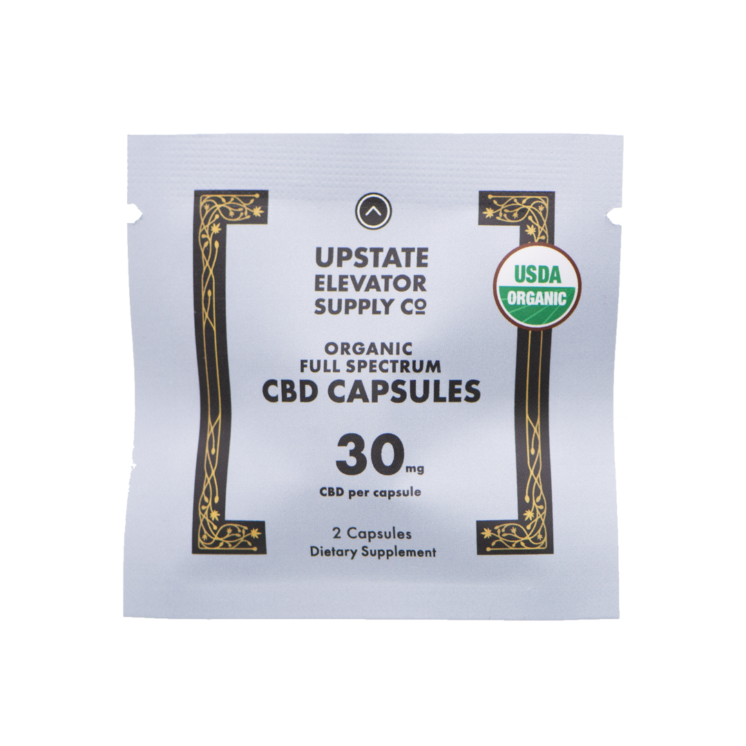 Organic Sample Pack, 30mg  (2 ct)